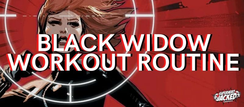 Black Widow Workout