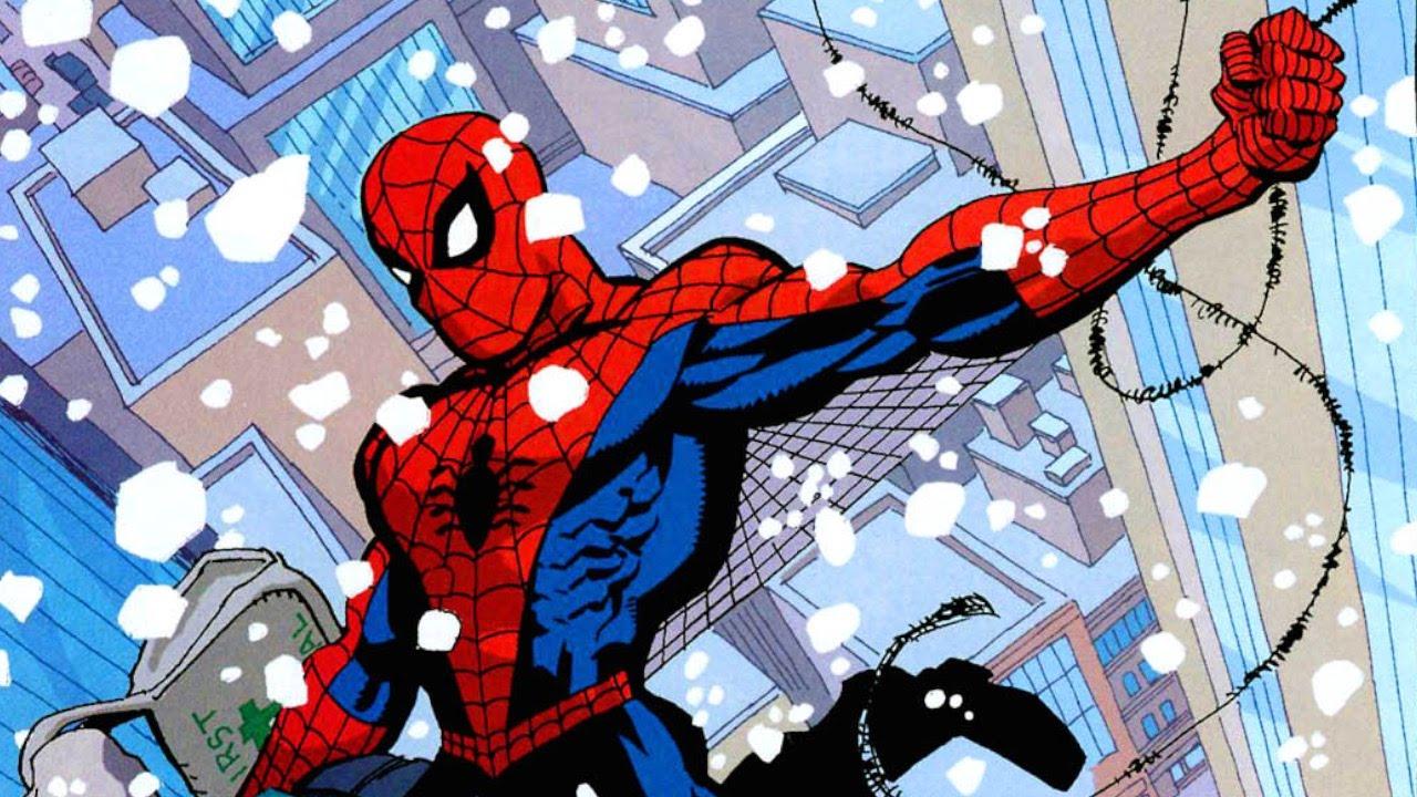 Spider-Man Workout 1