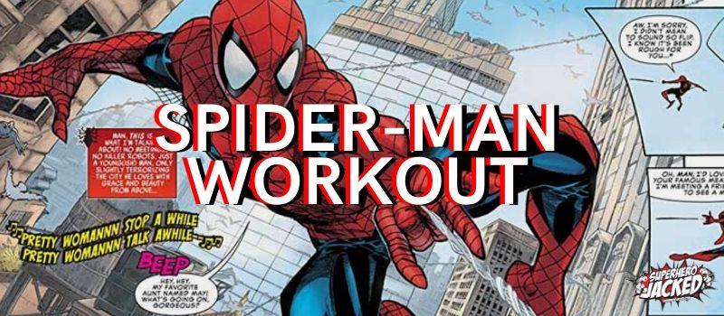 Spider-Man Workout Routine