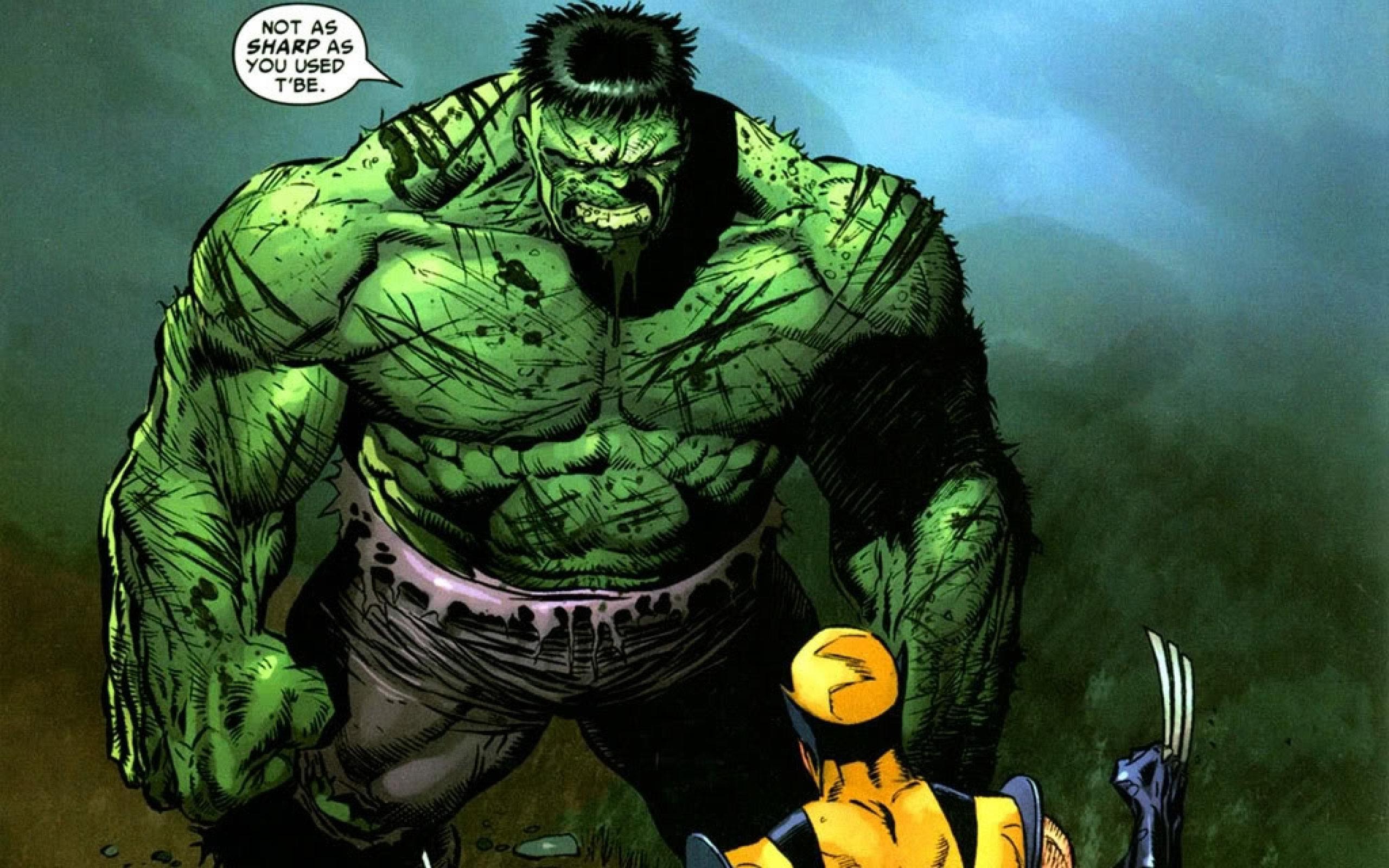 The Hulk Workout 1