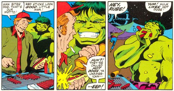 The Hulk Workout 2