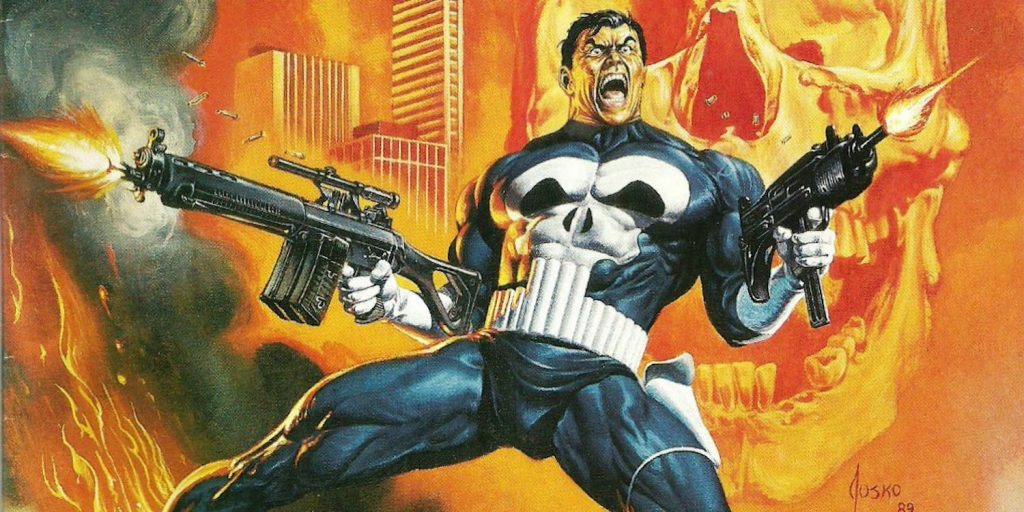 The Punisher Workout 2