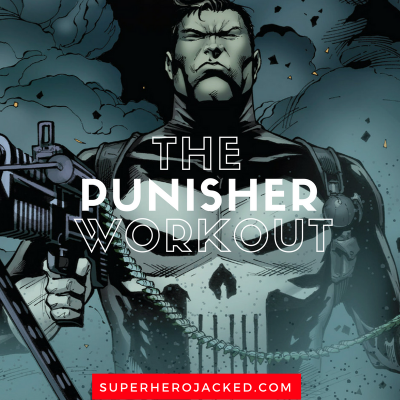 The Punisher Workout