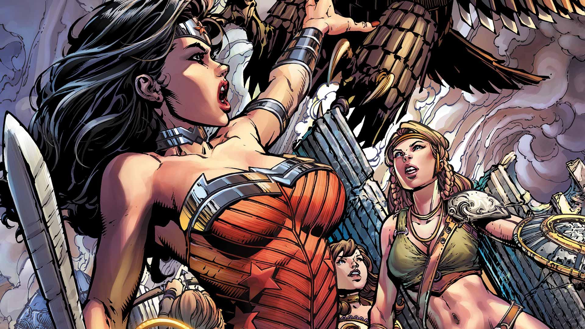 Wonder Woman Workout 1