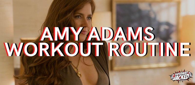 A Adams Workout Routine