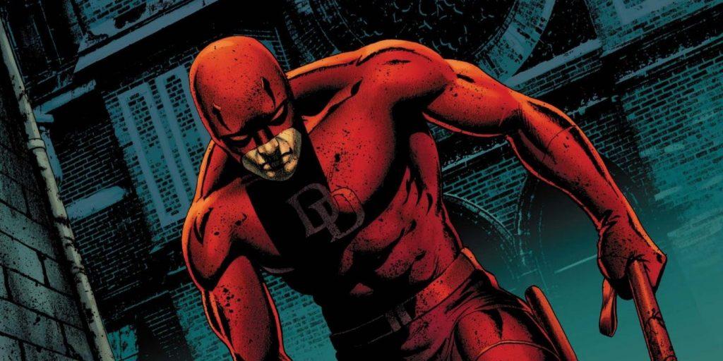 Daredevil Workout 1