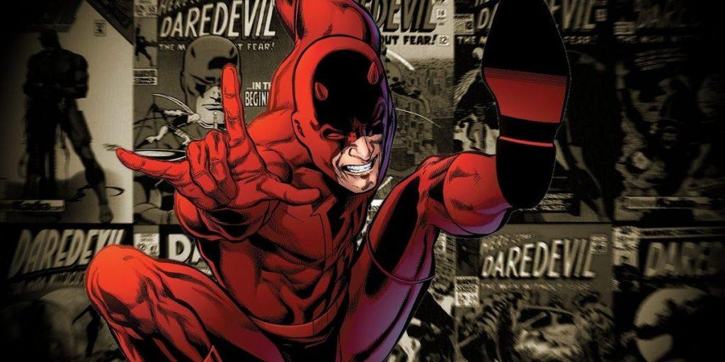 Daredevil workout