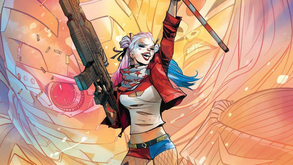 Harley Quinn Workout 2