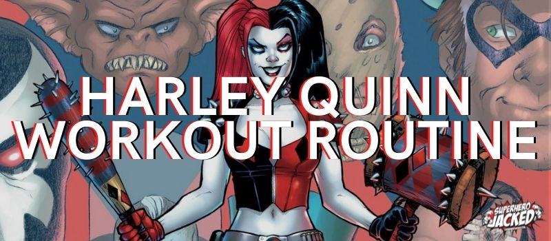 Harley Quinn Workout 3