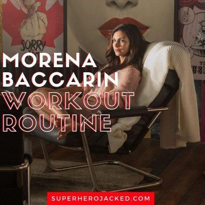 Morena Baccarin Workout