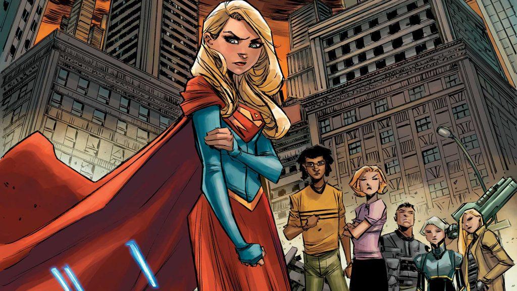 Supergirl Workout 1