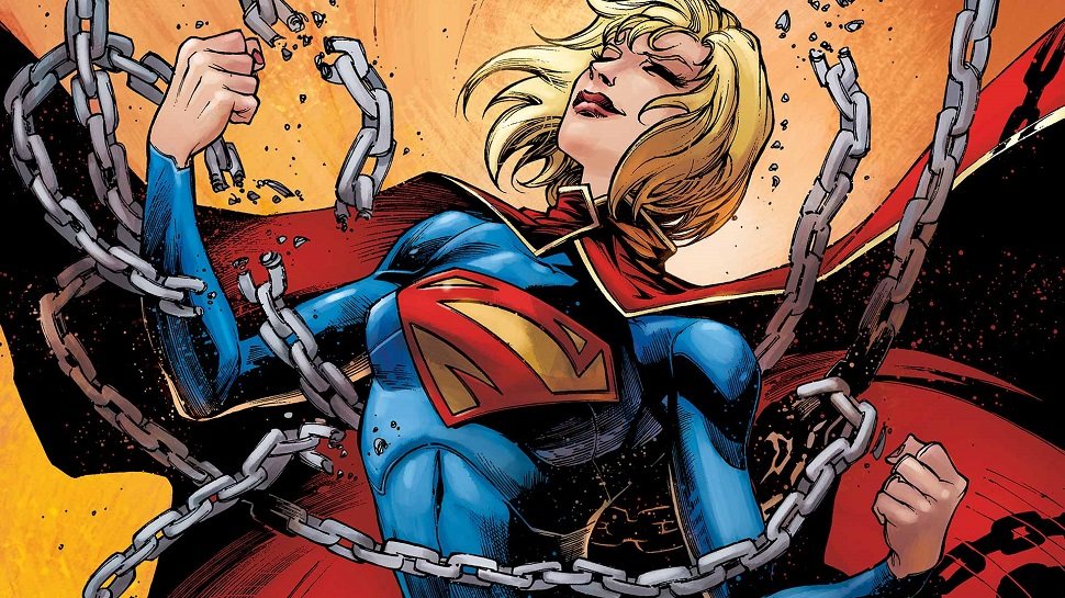 Supergirl workout 2