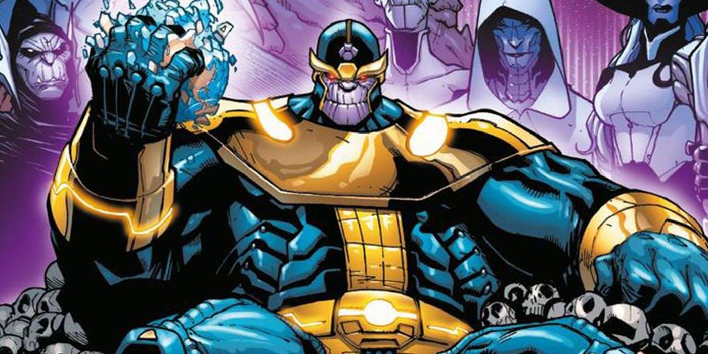 Thanos Workout 1