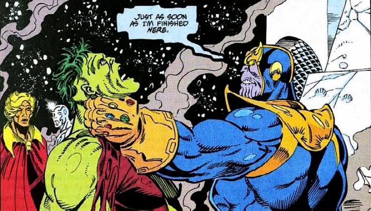 Thanos Workout 2