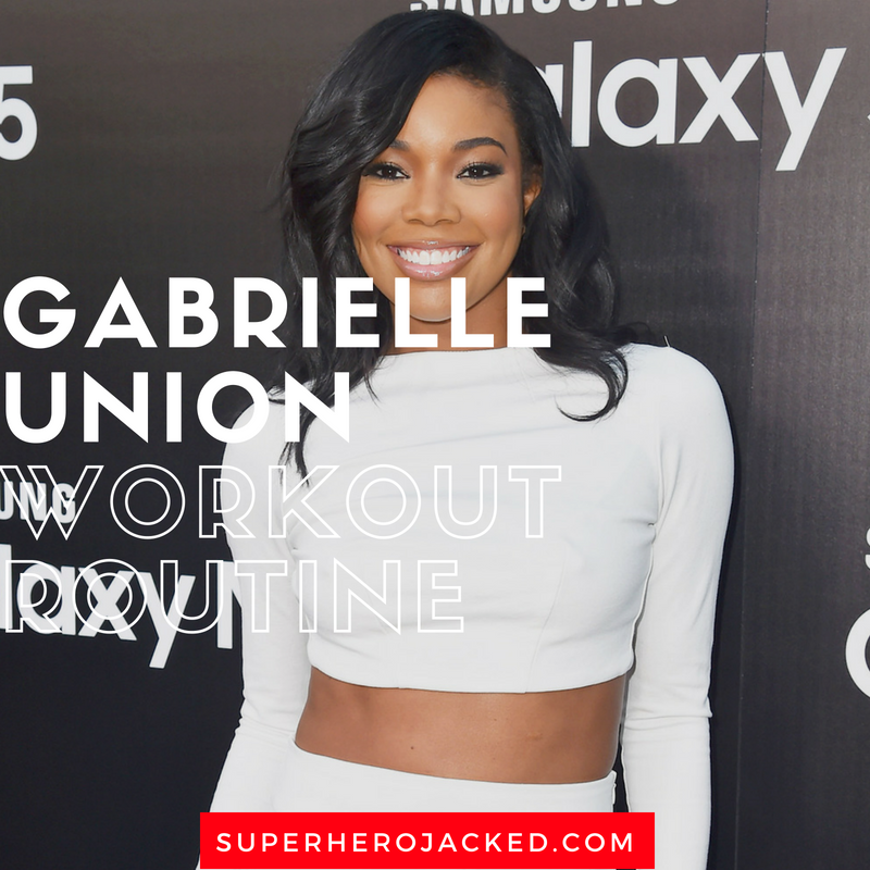 Gabrielle Union Workout Routine