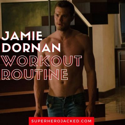 Jamie Dornan Workout