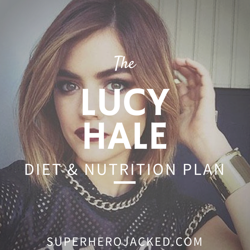 Lucy Hale Diet and Nutrition