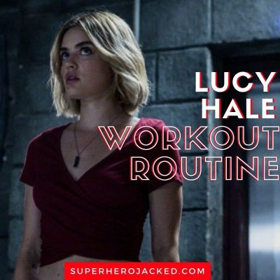 Lucy Hale Workout