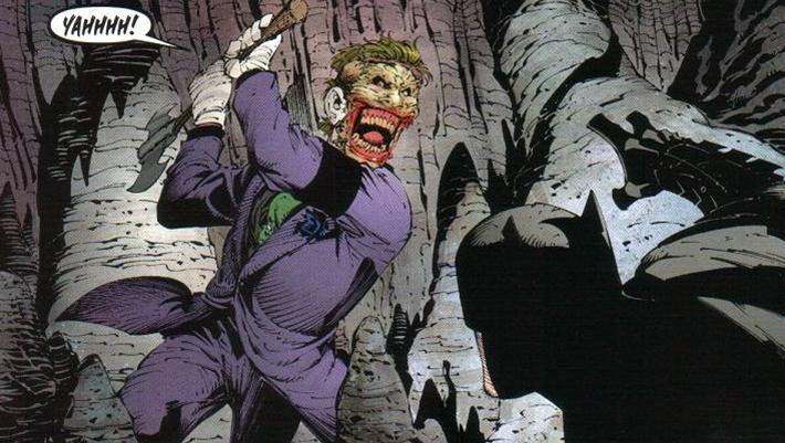 The Joker Workout 2
