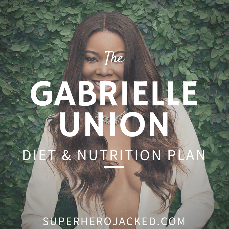 Gabrielle Union Diet and Nutrition