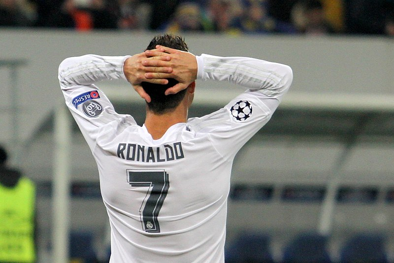 Cristiano Ronaldo Workout 2