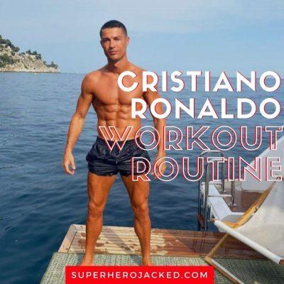 Cristiano Ronaldo Workout