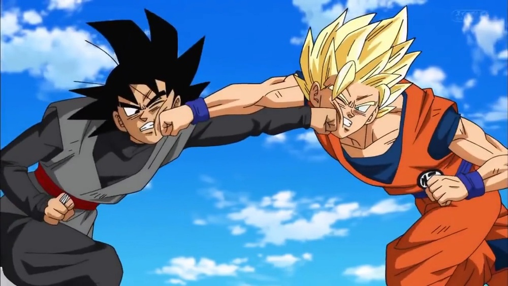Goku Workout 1