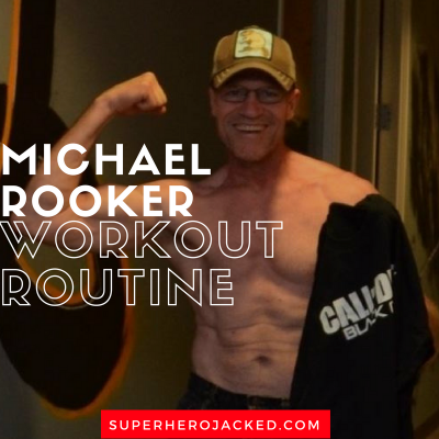 Michael Rooker Workout Routine