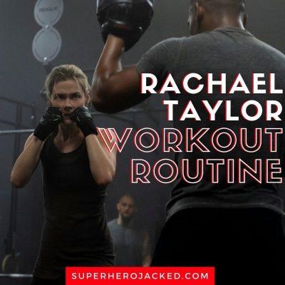 Rachael Taylor Workout
