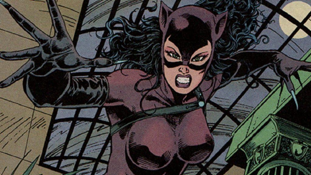 Catwoman Workout 2