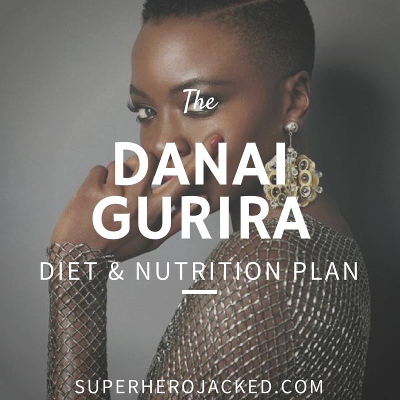 Danai Gurira Diet and Nutrition