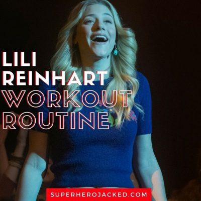 Lili Reinhart Workout