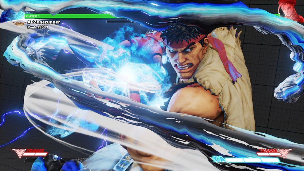 Ryu Workout 1