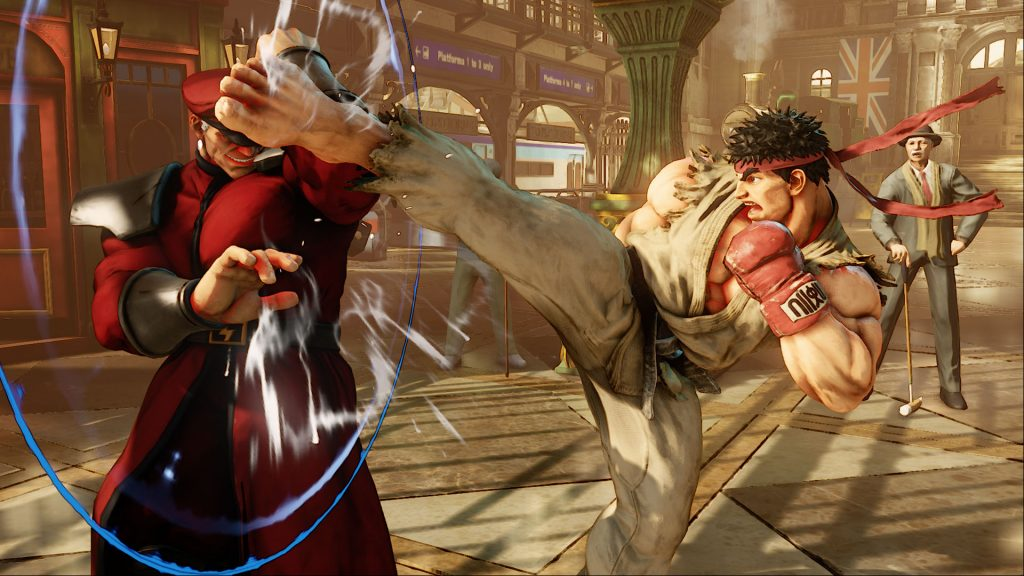 Ryu Workout 2