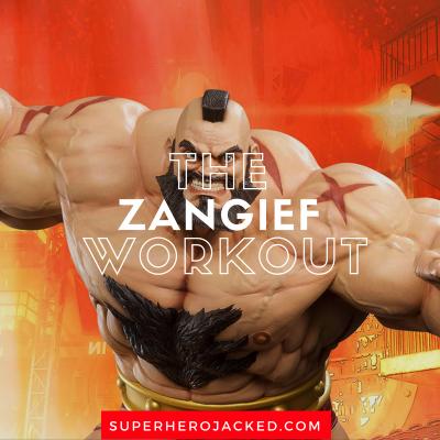 The Zangief Workout