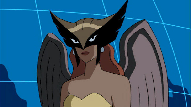 Hawkgirl Workout 2