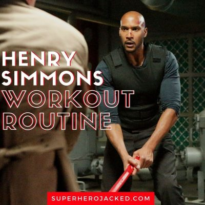Henry Simmons Workout