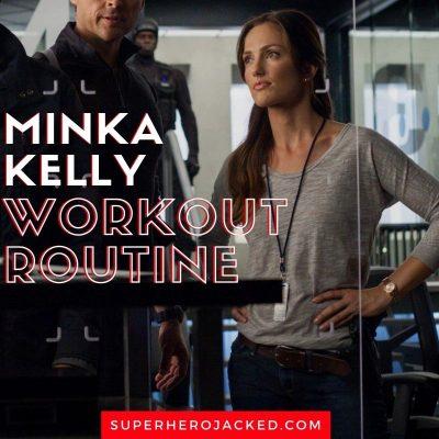 Minka Kelly Workout
