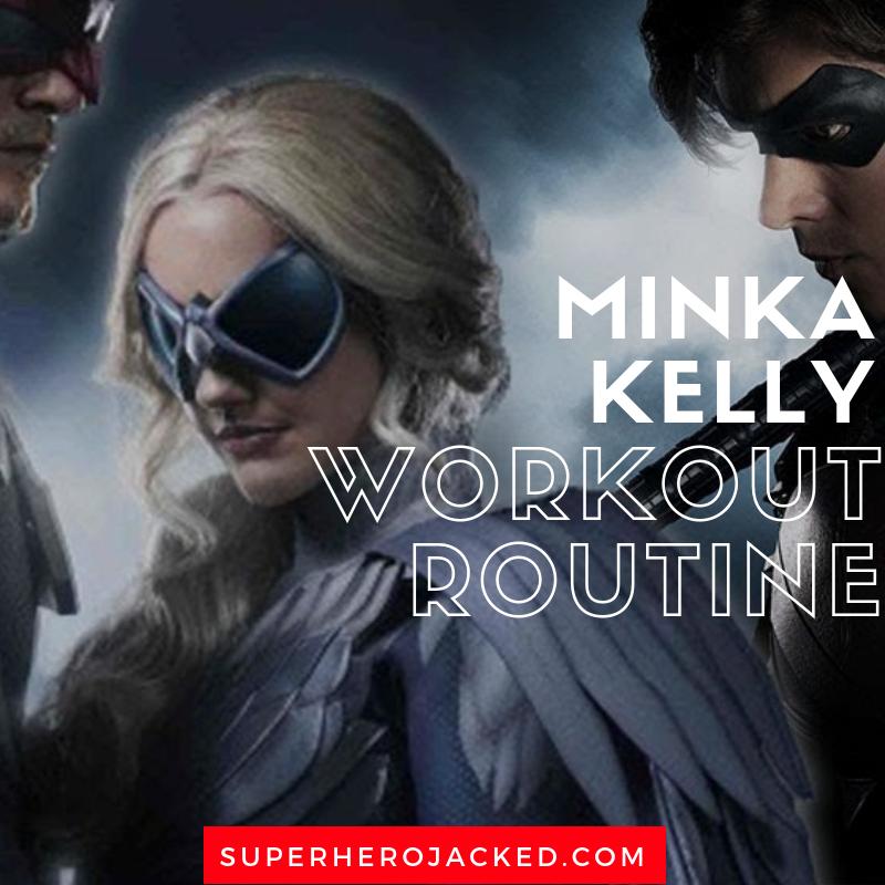 Minka Kelly Workout Routine (1)