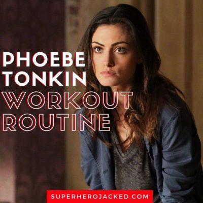 Phoebe Tonkin Workout