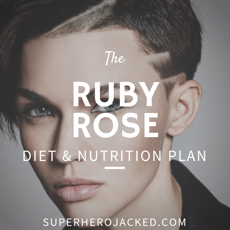 Ruby Rose Diet and Nutrition Plan