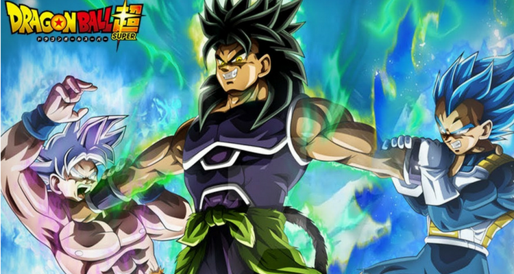 Broly Workout 2