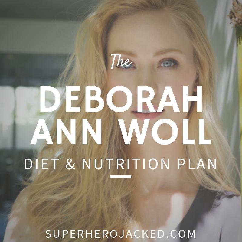 Deborah Ann Woll Diet and Nutrition