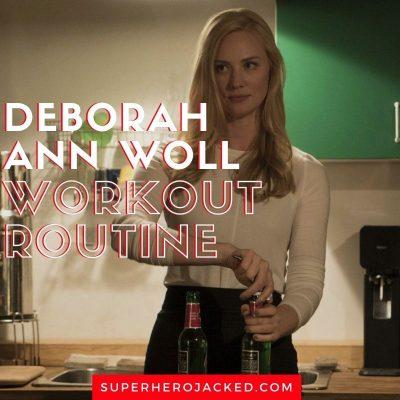 Deborah Ann Woll Workout