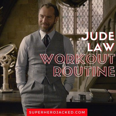 Jude Law Workout