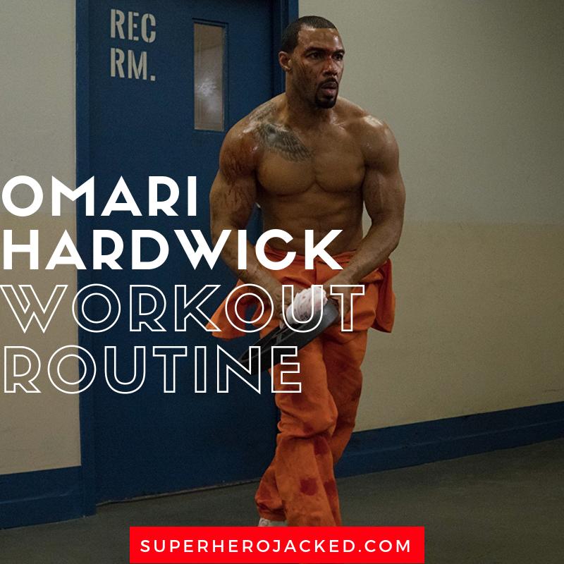 Omari Hardwick Workout Routine