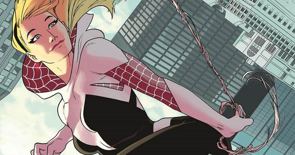 Spider-Gwen Workout 1