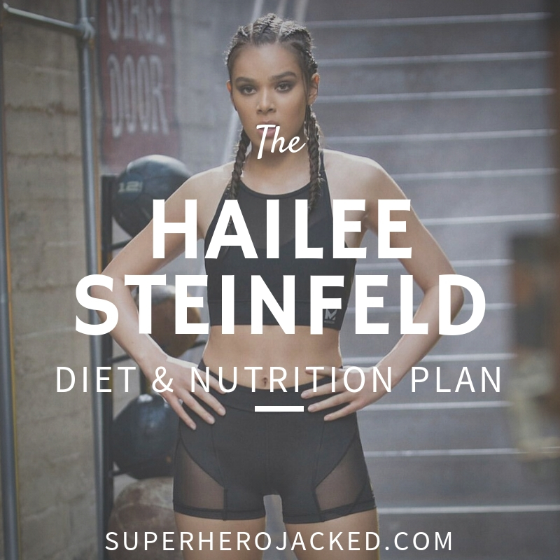 Hailee Steinfeld Diet and Nutrition