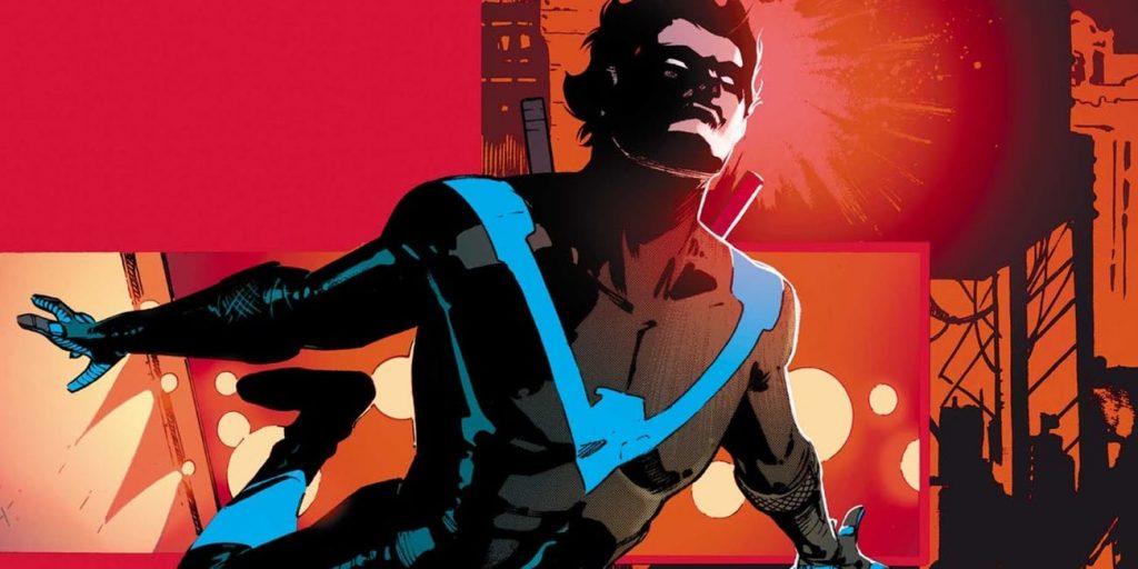 Nightwing Workout 1