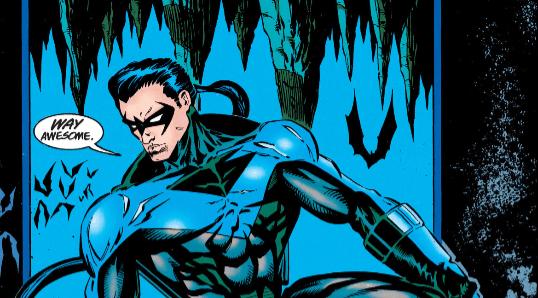 Nightwing Workout 3